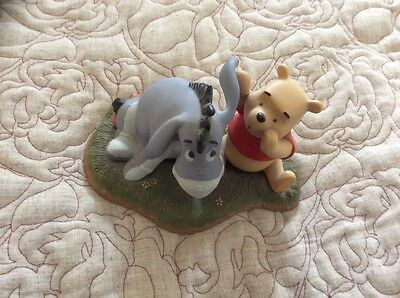 winnie the pooh and eeyore ornament