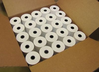 "100 Rolls 2 1/4"" 57mm  x 50' Cash Register Credit Card POS Receipt Thermal Paper"