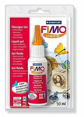 Staedtler FIMO LIQUID GEL 50 ML - kids' modelling consumables (S0Z)