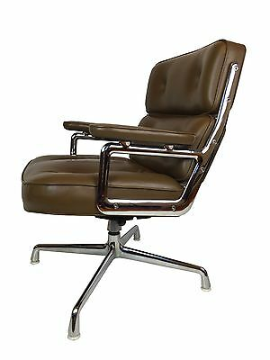 SALE! Circa 1960s Eames Time Life Chair Lobby Office Desk Herman Miller Vitra