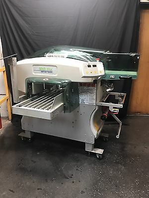 CLEAN Mettler Toledo Solo Max 647 Meat / Tray Wrapping Machine Works Great!