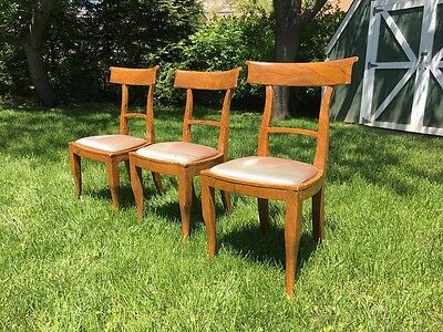 19th CENTURY ITALIAN TROMP H'LOIL ANTIQUE CHAIRS - $499  (PICK UP ONLY)