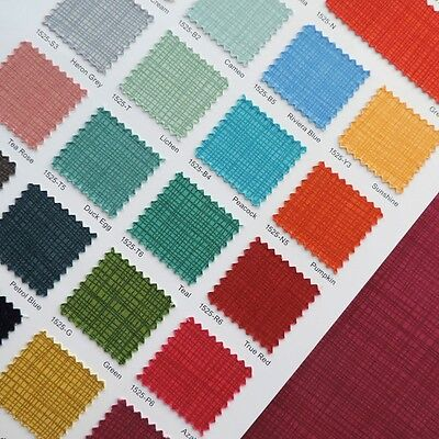 QUILT Makower Linea Crosshatch Blender 100% Cotton Linea # 1525