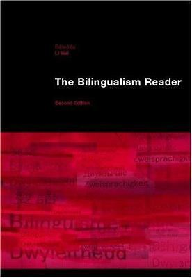 The Bilingualism Reader, Paperback, 2nd Edition, EUC