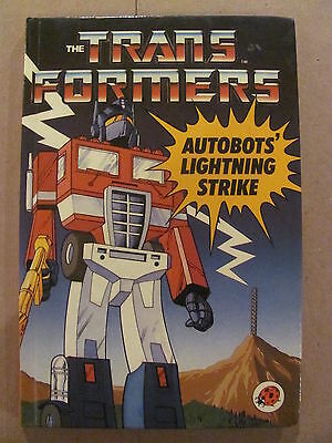 The Transformers -  Autobots Lightning Strike - Ladybird Books