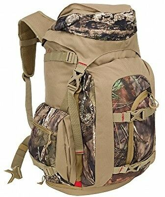Hunting Pack Frame Realtree Camo Backpack Rifle Bag Tactical Hiking Gear Beige