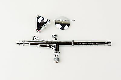 Airbrush Sparmax SP20X 0.2mm nozzle 7ml cup gravity feed double action airbrush