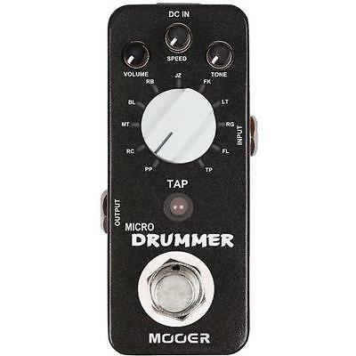 Mooer Micro Dummer Drum Machine Pedal