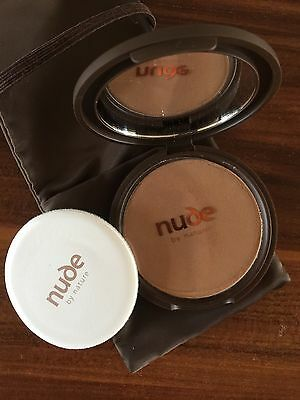 Nude By Nature Pressed Mineral Cover - Foundation Powder