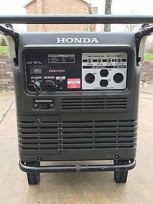 Honda EM 7000is Generator - Great Condition - 79 Hours