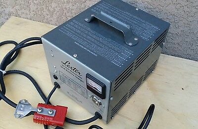 New Lester SCR 24vol/21Amp Fully Automatic  Battery Charger Model # 25910
