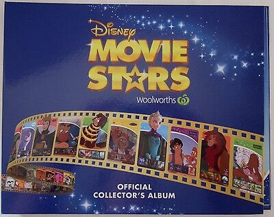 Woolworths Movie Stars ~ Official Collector's Album - No Cards - New