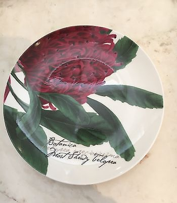 The Gardens Table Fine Bone China Plate by Maxwell and Williams