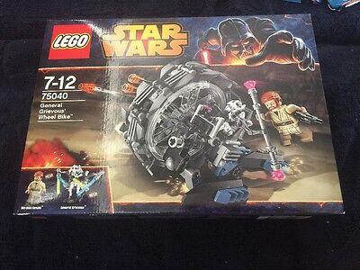 Star Wars Lego 75040 - Retired BRAND NEW