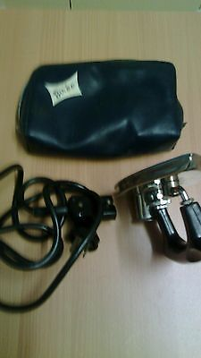 vintage birko travel iron