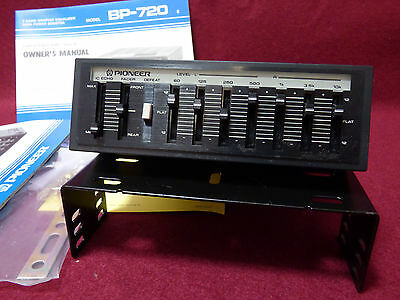 PIONEER BP-720   Vintage car stereo Works Perfect. New in Box
