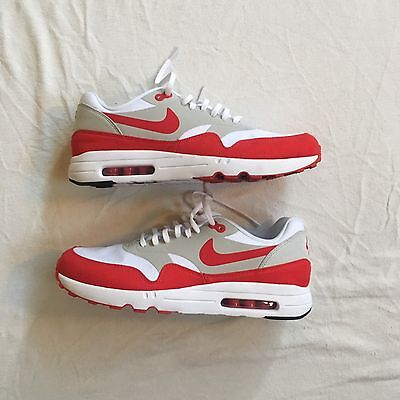 Nike Air Max 1 Size 10 Air Max Day Red/white