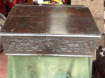 17Th/18Th Cent. Bible Box