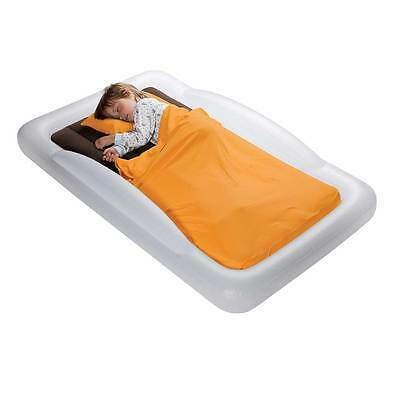 The Shrunks - Indoor Toddler Travel Bed Portable Inflatable + Electric Pump