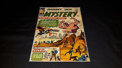 Thor #97 - Marvel Comics - October 1963 - 1st Print - Journey Into Mystery