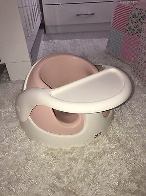 Mamas And Papas Baby Snug Seat Pink