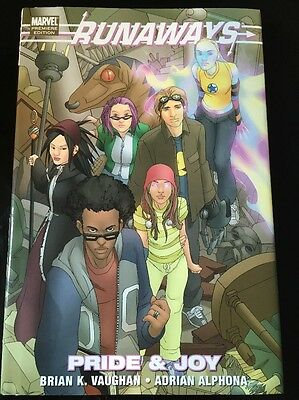 The Runaways Vol 1-3 Bundle By Brian K Vaughan Marvel