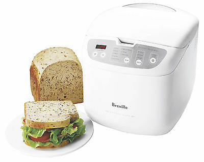 Breville Bread Maker Automatic Kitchen Oven Baker Bakehouse New Free Shipping