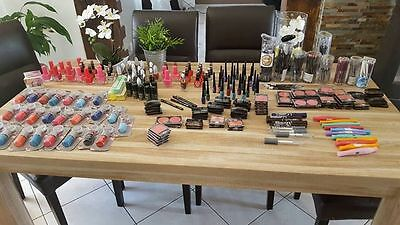 gros lot maquillage cosmetique