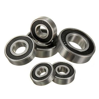 6200-6208 2RS Sealed Ball Bearings - pack of 2 free delivery shipping UK