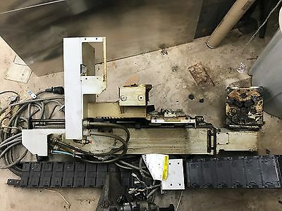 Mazak Flex Robot Arm