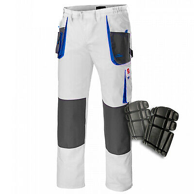 Trousers Combat Style New Work - Multi Pockets - Heavy Duty Cargo Pants Knee Pad