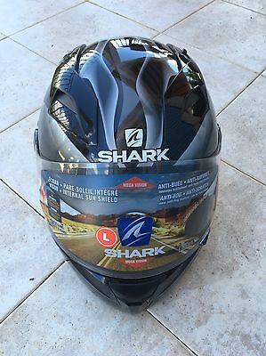 Shark Vision R Smoke Neuf Taille L