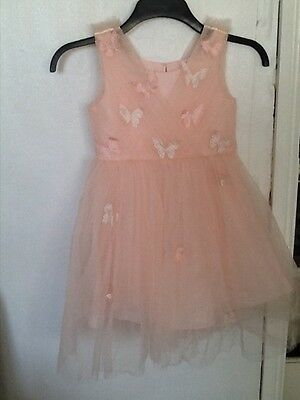 Monsoon Girls Occasion Dress Age 8