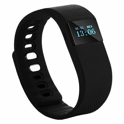 New Bluetooth Smart Bracelet Sport Watch Step Calorie Counter Pedometer Tracker