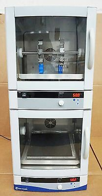 Fisher Scientific Double Stacked Rotisserie & Plate Incubator