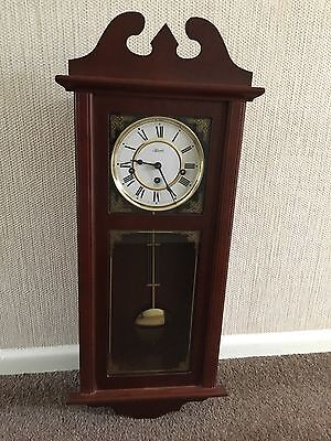 hermle wall clock westminster chime