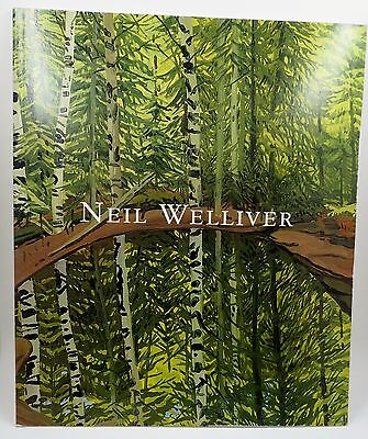 Neil Welliver :New Paintings 1999 Tibor De Nagy Gallery Exhibition Catalogue