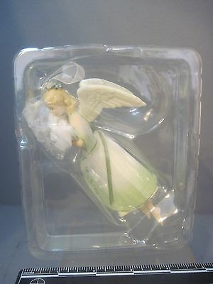Hallmark Keepsake Ornament Holiday Angels The Gift Of Love New In The Box