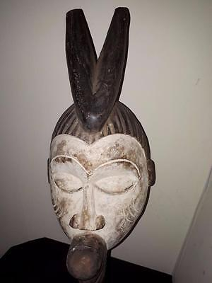 The Old Igbo Mask Nigeria Africa Fes-2458