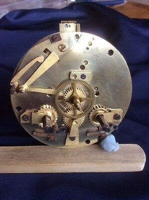 japy freres striking clock movement