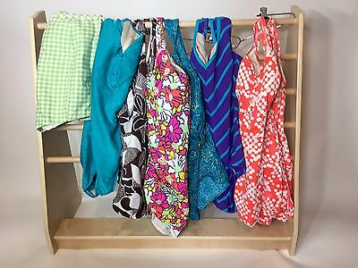 Rare Large Variety Vintage Swimsuit Lot! Great Condition! 1940's-1970's Lot Of 8