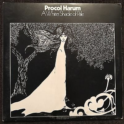 Procol Harum - A Whiter Shade Of Pale/A Salty Dog (UK 2x Vinyl LP, 1972)