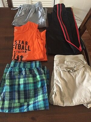 Lot Of Boys Spring Summer Clothes Size 14