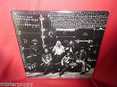 ALLMAN BROTHERS BAND At Fillmore East LP USA 1971 MINT-