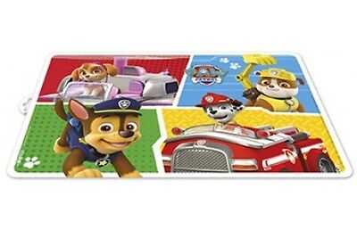 Paw Patrol Table Mat Kids Dinner Placemat  Food Picnic Party Mat Chase Skye Gift