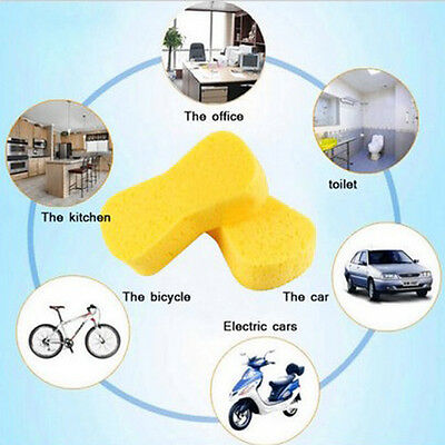Multi-functional Foaming Sponge Car & Household Cleaning Washing Sponge Washer
