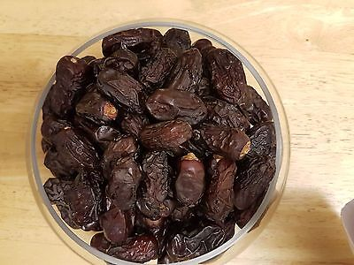 Dates - KHAJOOR SAFAWI KALMI. Fresh Stock. 100g to 1.5kg