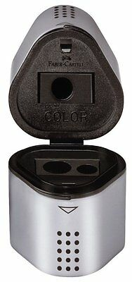 Faber-Castell Grip Trio Pencil Sharpener, FREE SHIPPING ON ADDITIONAL SHARPENERS