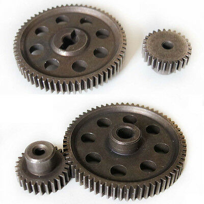 HSP RC Car 1/10 11184 & 11176 64T Stainless Steel Main Drive Gear Motor Generic