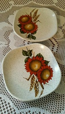 Wood & Sons Small sServing Dishes Burslem England